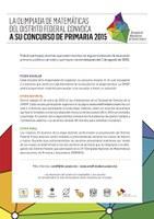 Concurso de Primaria 2015