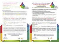 Convocatorias Concurso de Primaria y Secundaria 2020-2021 y Concurso Metropolitano 2021